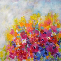 Garden at Millefiori Fine Art Print