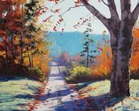 Autumn Delight Fine Art Print