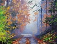 Autumn Forest Fine Art Print