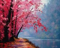 River Bend Fine Art Print