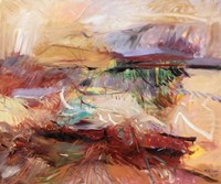 Afternoon in the Desert Fine Art Print