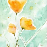 Precious Poppies Fine Art Print