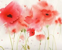 Red Poppies Fine Art Print