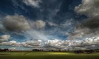Love Clouds Fine Art Print