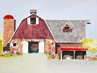 Barn No. 2 Fine Art Print