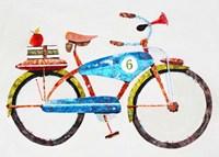 Bike No. 6 Fine Art Print