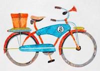 Bike No. 8 Fine Art Print