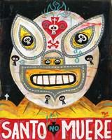 Santo Fine Art Print