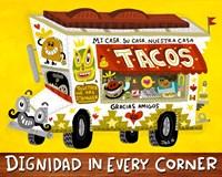 Taco Truck Fine Art Print