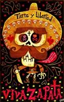 Viva Zapata Fine Art Print