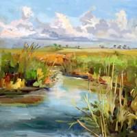Afternoon Skies Fine Art Print