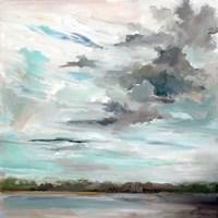 Cloudy Days Don't Get Me Down Fine Art Print