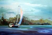 Sailboat Fine Art Print