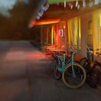 Jennifer's Bike Fine Art Print