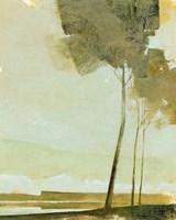 Three Trees Fine Art Print