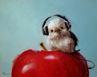 Apple Music Fine Art Print