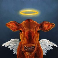 Holy Cow Fine Art Print