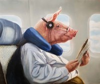 When Pigs Fly No. 2 Fine Art Print