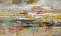 Oasis Reflection Fine Art Print