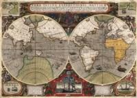 Vera Totius Expeditionis Nauticae Fine Art Print