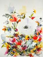 Gardenia 11 Fine Art Print