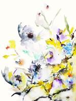 Summer Garden V Fine Art Print
