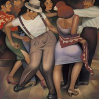 Latino Jazz Fine Art Print