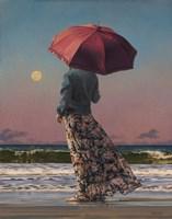 Romancing The Moon Fine Art Print
