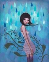 Morning Showers Fine Art Print