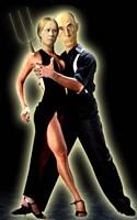 Gothic Tango Fine Art Print