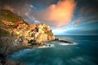 Cinque Terre, Italia Fine Art Print
