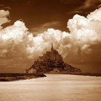 Mont San Michel Fine Art Print