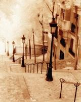 Montmartre, Paris Fine Art Print
