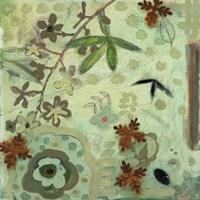 Floral Fantasies 3 Fine Art Print