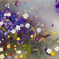 Gardens in the Mist IX Fine Art Print