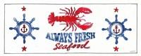 Seafood Shanty XI Fine Art Print