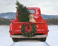 Christmas in the Heartland IV Fine Art Print