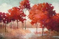 Autumn Lake Fine Art Print