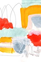 Abstract Painting XVI Fine Art Print