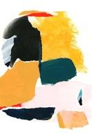 Collage Studies 18-02 Fine Art Print