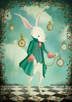 The White Rabbit Fine Art Print