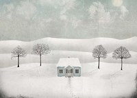 Winterland Fine Art Print
