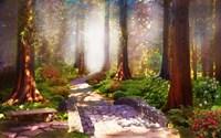 Forgiveness is the Path to Peace Fine Art Print