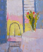 Peggy's Studio Fine Art Print