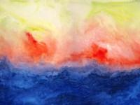 Brushfire II Fine Art Print