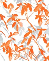 Premonition Orange Fine Art Print