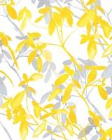 Premonition Yellow Fine Art Print
