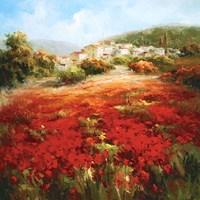 Poppyhill Village Fine Art Print