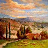 Rural Bliss Fine Art Print
