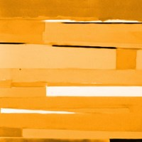 Gold Monochromatic Fine Art Print